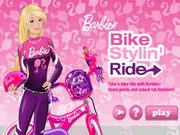 Play Barbie Bike Stylin Ride