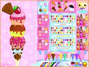 Play Bunny Ice Cream Deco