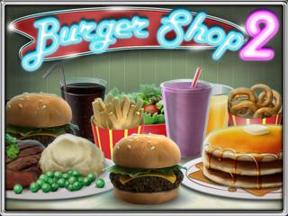 Play Burger Shop 2