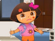 Play Dora At The Doctors