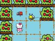 Play Hello Kitty Bees: Mail