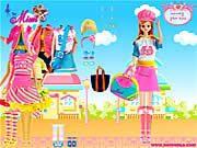 Play Mimi Doll Dress Up