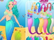 Play Mysterious Mermaid Dress …