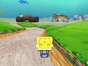Play SpongeBob Bike Racing