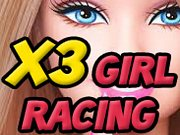 Play X3 Girl Racing