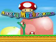 Play Angry Mushrooms