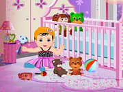 Play Baby Girl Room Deco