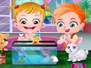 Play Baby Hazel Goldfish