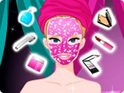 Barbie Diamond Spa Makeov…