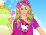 Play Candy Girl Dress Up