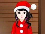 Play Christmas Girl Dress Up