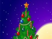 Play Christmas Tree Decoration