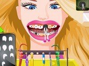 Play Celebrity Crazy Dentist