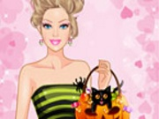 Halloween Barbie Dress Up