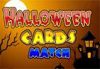 Play Halloween Cards Match