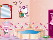 Play Hello Kitty Bathroom Decor