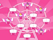 Play Hello Kitty Ferris Wheel …