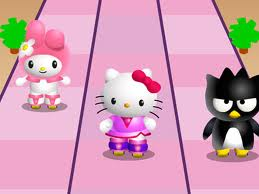 Play Hello Kitty Racing