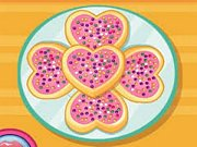 Jessy Cooking Heart Cooki…