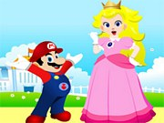 Play Mario & Princess Peach Dr…