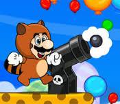 Mario Shoots Balloons