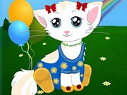 Play Meow Kitty Dress Up