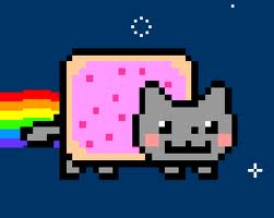 Nyan Cat: Fly