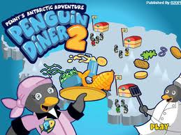 Play Penguin Diner 2