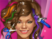 Play Rihanna Fantasy Haircuts