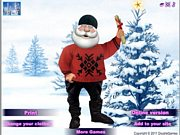 Santa Christmas Dress Up
