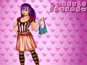 Sweetie Fantasy Dress Up