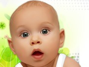 Play Wow Baby Makeover
