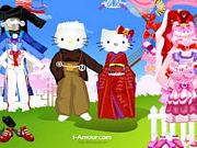 Play Hello Kitty Gets Married