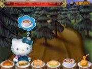 Play Hello Kitty Is Hungry